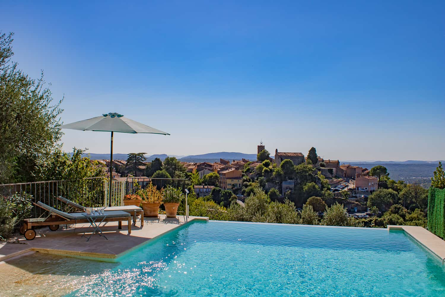 Holiday rentals in the Provence