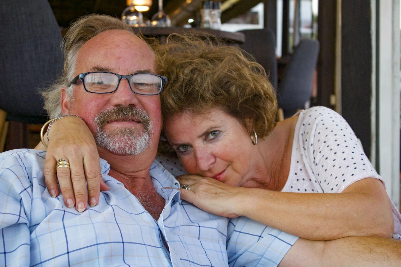 Carrie and Henk Schoemaker