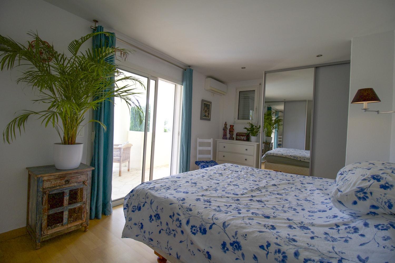 Suite parentale Villa Escandihado 2
