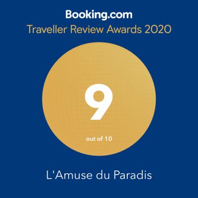 2020 Booking.com Award